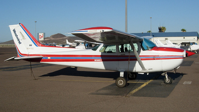 A picture of N54715 - Cessna 172P Skyhawk - [17275038] - © Sun Valley Aviation