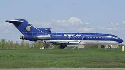 C-FPXD - Boeing 727-171C - First Air