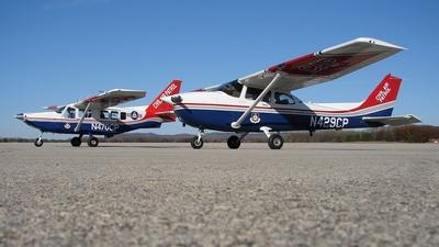 A picture of N429CP - Cessna 172S Skyhawk SP - Civil Air Patrol - © Cory W. Watts