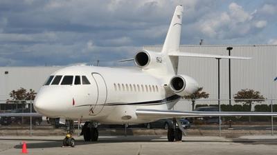 YR-CJF - Dassault Falcon 900B - Mia Airlines