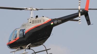 HA-LFU - Bell 206B JetRanger III - Heli Hungary