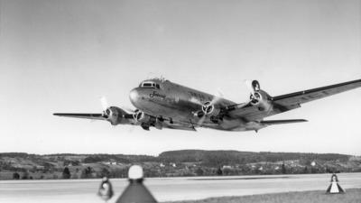 HB-ILI - Douglas DC-4 - Swissair