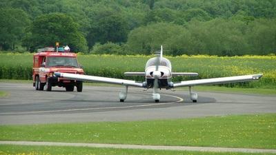 G-WAVT - Robin R2160 Alpha - Wellesbourne Aviation