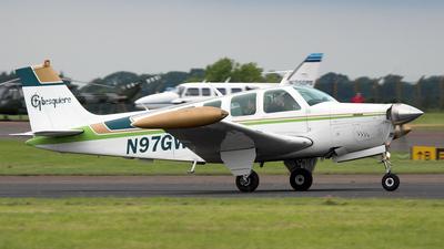 N97GW - Beechcraft 36 Bonanza - Private
