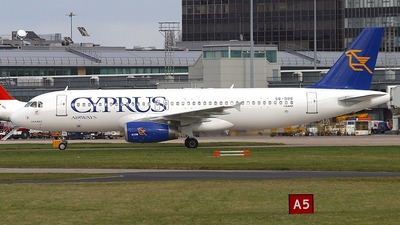5B-DBB - Airbus A320-231 - Cyprus Airways