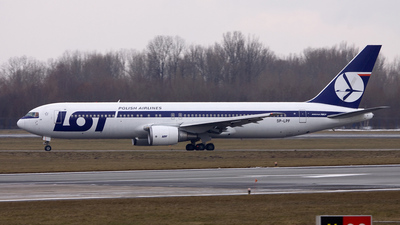 SP-LPF - Boeing 767-319(ER) - LOT Polish Airlines