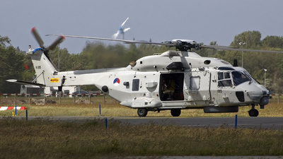 N-195 - NH Industries NH-90NFH - Netherlands - Royal Air Force