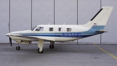N323ML - Piper PA-46-310P Malibu - Private