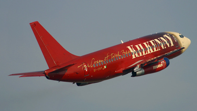 EI-CNY - Boeing 737-230(Adv) - Ryanair