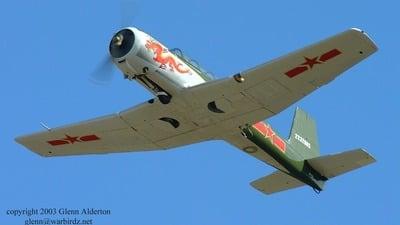 VH-CJG - Nanchang CJ-6A - Private