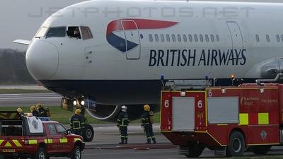 G-BNWN - Boeing 767-336(ER) - British Airways