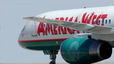 N906AW - Boeing 757-2S7 - America West Airlines