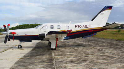 A picture of PRMLF - Socata TBM850 - [457] - © Sergio Mendes