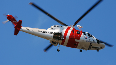 SE-HOJ - Sikorsky S-76C - Norrlandsflyg