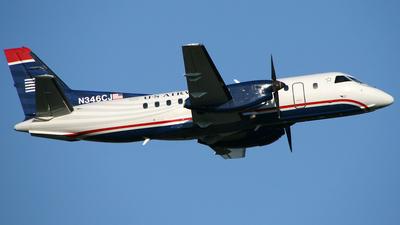 N346CJ - Saab 340B - US Airways Express (Colgan Air)