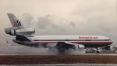 N131AA - McDonnell Douglas DC-10-10 - American Airlines