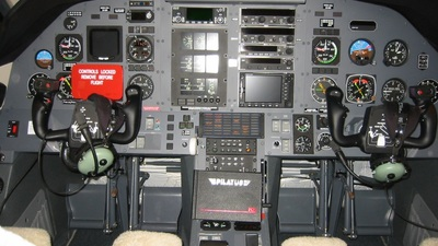 ZS-DER - Pilatus PC-12 - Private