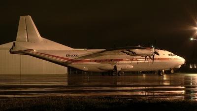 ER-AXX - Antonov An-12BK - Aeronord