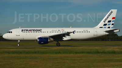 VH-YQC - Airbus A320-211 - Strategic Airlines