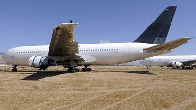 C-GAUS - Boeing 767-233 - Air Canada