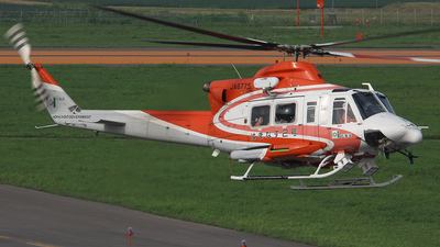JA6775 - Bell 412EP - Japan - Hokkaido Prefectural Government