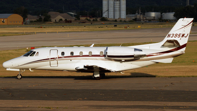 N395WJ - Cessna 560XL Citation Excel - Private