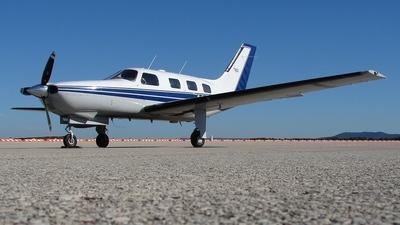 A picture of N872R - Piper PA46350P Malibu Mirage - [4622028] - © Cory W. Watts