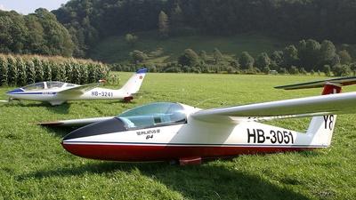 A picture of HB3051 - Pilatus B4 - [] - © Martin Zahner