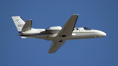 A picture of N23VK - Cessna 501 Citation ISP - [5010175] - © Alexander Portas