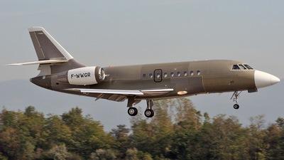 F-WWGR - Dassault Falcon 2000 - Dassault Aviation