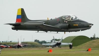 259 - British Aircraft Corporation BAC 167 Strikemaster - Ecuador - Air Force
