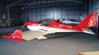 SP-YIA - Aero AT-4 - Private