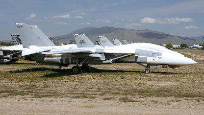 161291 - Grumman F-14A Tomcat - United States - US Navy (USN)