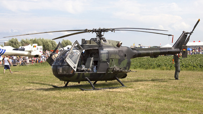 8643 - MBB Bo105P1 - Germany - Army