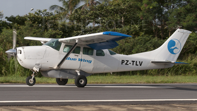 PZ-TLV - Cessna U206G Stationair - Blue Wing Airlines