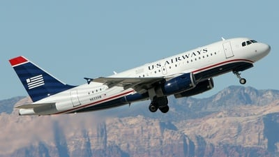 N833AW - Airbus A319-132 - US Airways (America West Airlines)