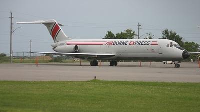 N935AX - McDonnell Douglas DC-9-33(F) - ABX Air