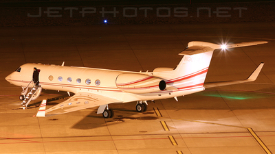 N130TM - Gulfstream G-V - Private