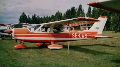 SE-CWS - Cessna 177 Cardinal - Private