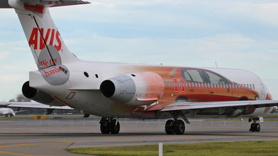 VH-NXO - Boeing 717-231 - Jetstar Airways