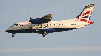 OY-NCE - Dornier Do-328-110 - British Airways (Sun-Air)