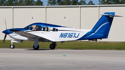 N8161J - Piper PA-28RT-201T Turbo Arrow IV - Private