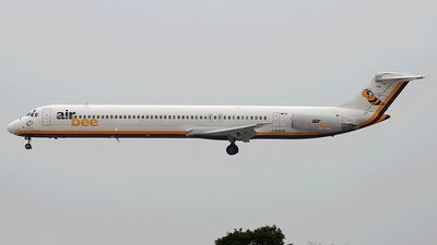 I-DAVA - McDonnell Douglas MD-82 - Air Bee (Itali Airlines)