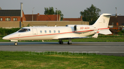 OO-ADH - Bombardier Learjet 60 - Private