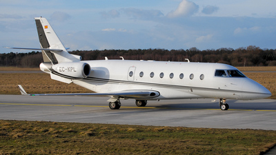 EC-KPL - Gulfstream G200 - Executive Airlines