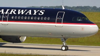 D-AVZH - Airbus A321-211 - US Airways