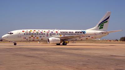 PH-HZT - Boeing 737-8BG - Transavia Airlines