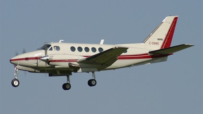 C-GSWG - Beechcraft B100 King Air - Sunwest Aviation