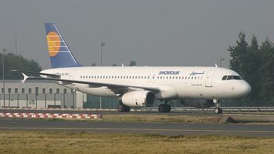 SU-RAC - Airbus A320-231 - Shorouk Air