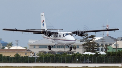 VP-CLC - De Havilland Canada DHC-6-300 Twin Otter - Cayman Airways Express